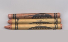 three-flesh-crayola-crayons